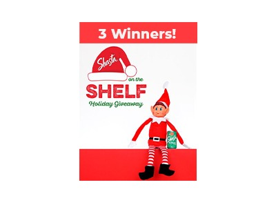 Shasta Elf on the Shelf Holiday Giveaway