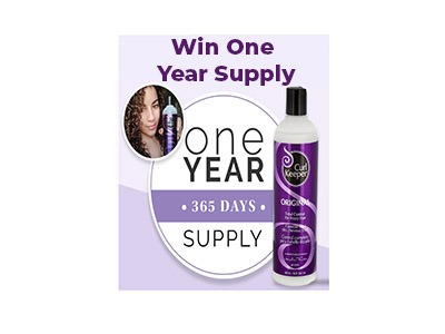 Curl Keeper Sweepstakes