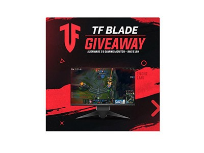 Alienware Gaming Monitor Giveaway