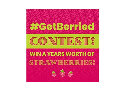 Win a Year's Worth of Strawberries