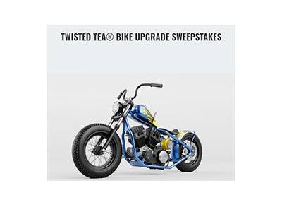 Twisted Tea Bike of Your Dreams Sweepstakes