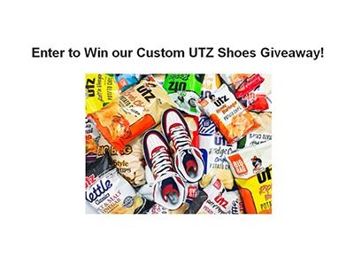 UTZ Chip Week Giveaway