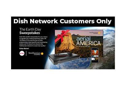 The Earth Day Sweepstakes