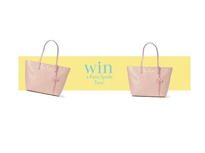 Win a Kate Spade Tote