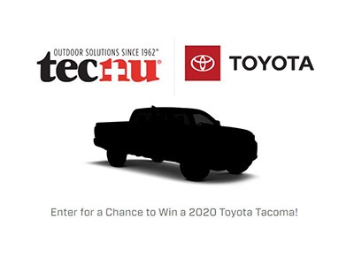 2020 Toyota Tacoma Giveaway