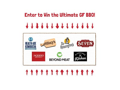 Ultimate Gluten-Free BBQ Sweepstakes