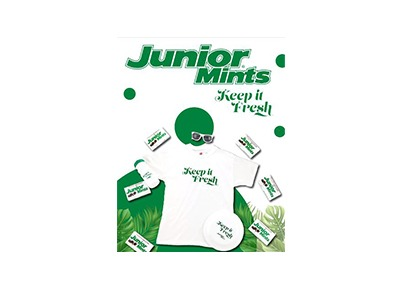 Junior Mints Keep it Fresh Giveaway