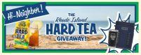 Rhode Island Hard Tea Giveaway