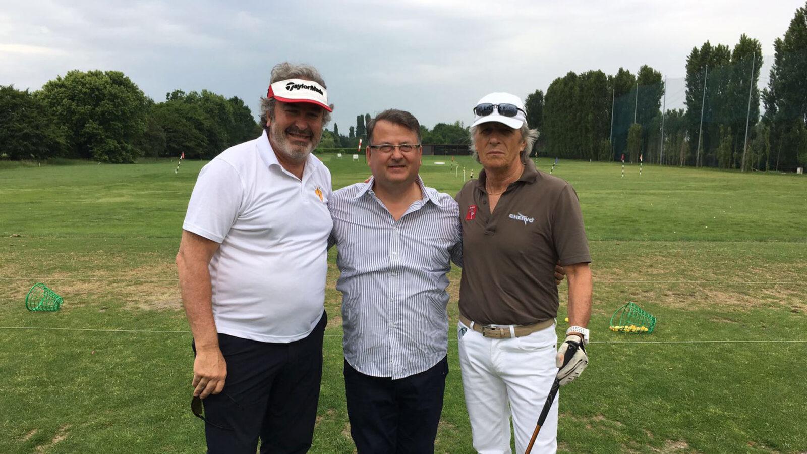 Golf Club Montecchia 2016 Luce domina anche il maltempo