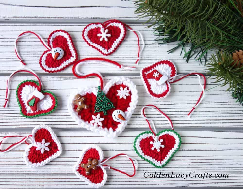 Crochet Christmas Decorations Patterns