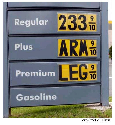 How much does gas really cost