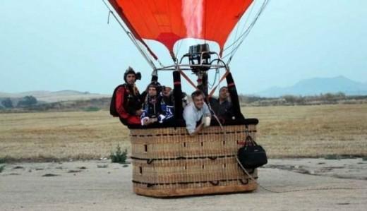 Volo in Mongolfiera  Osserva il mondo dallalto