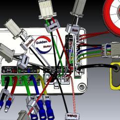 Wiring Diagram For Electric Brake Controller 2002 Wrx Bike Conversion Kits, Hub Motor, Magic Pie Edge, Lifepo4 Battery Pack, Brushless Dc Motor ...