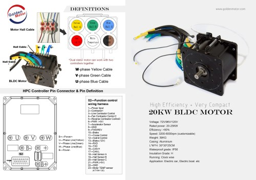 small resolution of  motor controller wiring