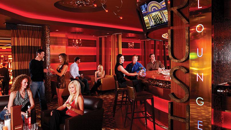 Rush Lounge  Golden Nugget Las Vegas
