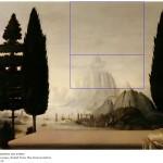 Leonardo-da-Vinci-The-Annunciation-Uffizi-Landscape-Detail