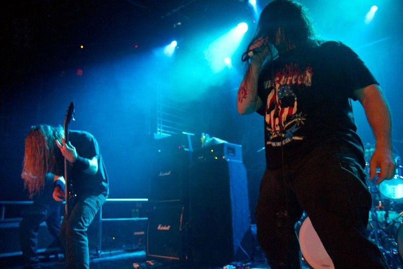 Cannibal Corpse at The Academy Dublin (14)
