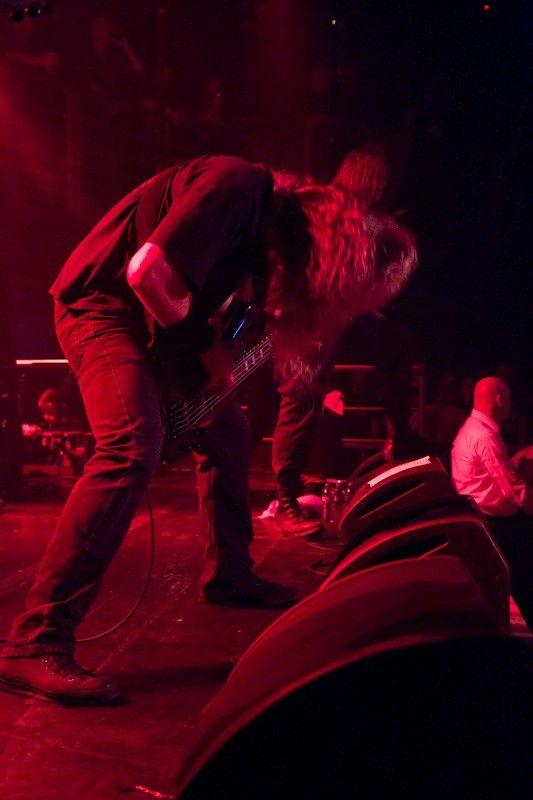 Cannibal Corpse at The Academy Dublin (15)