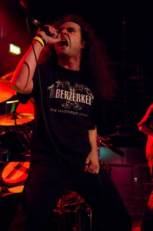 Condemned supporting Cannibal Corpse at The Academy Dublin (2)