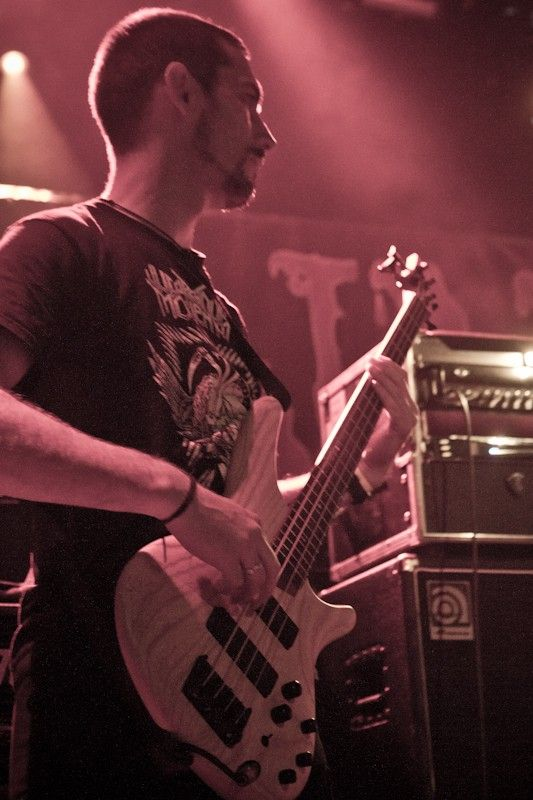 Condemned supporting Cannibal Corpse at The Academy Dublin (5)