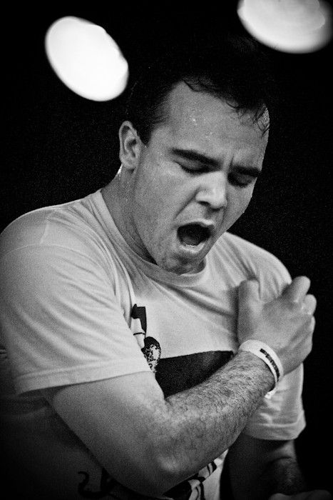 Future Islands at The Workmans Club October 20th 2010 (22)