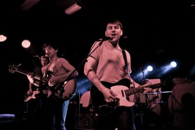 Delorentos at The Workmans Club – December 17th 2010 (12)