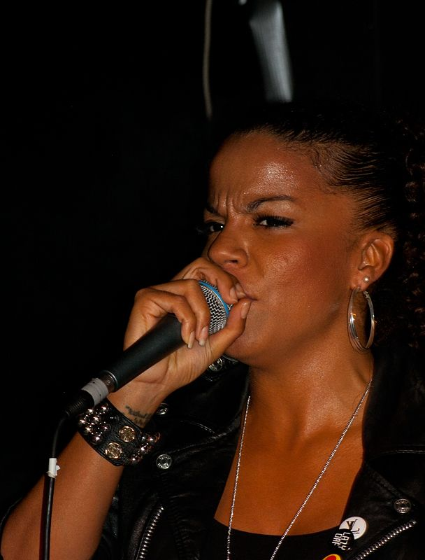 Ms Dynamite @ Twisted Pepper – Abraham Tarrush