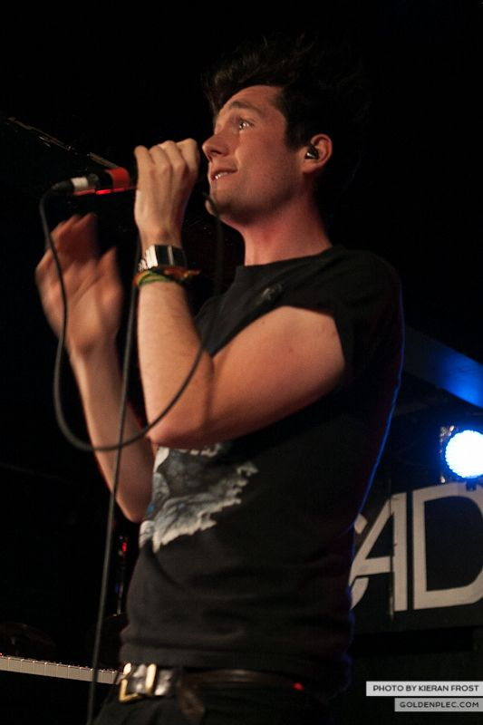 Bastille at Academy2 by Kieran Frost-5