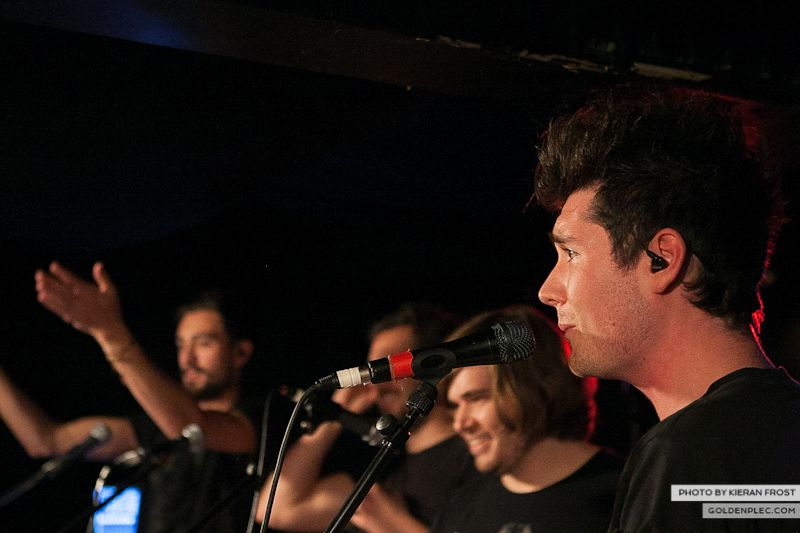 Bastille at Academy2 by Kieran Frost-9