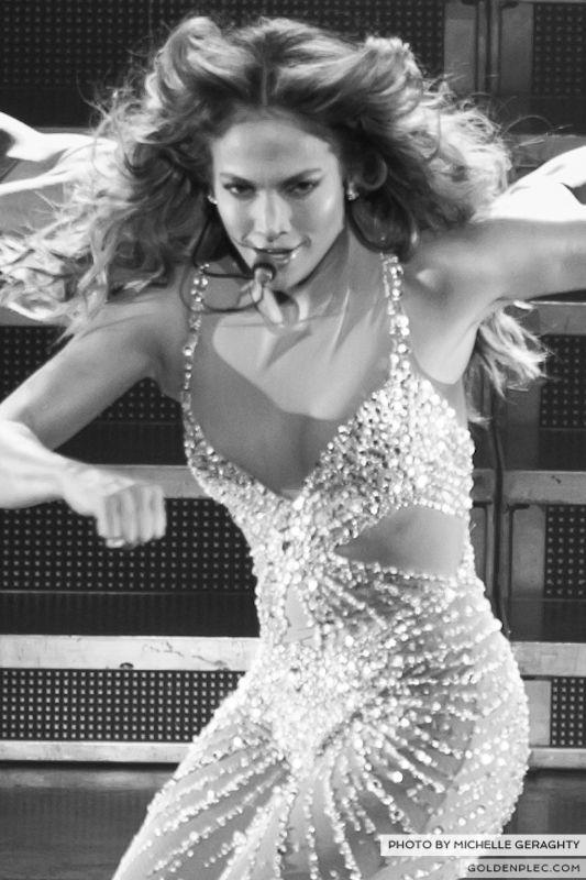 J-Lo at O2 19 Oct 2012-3336