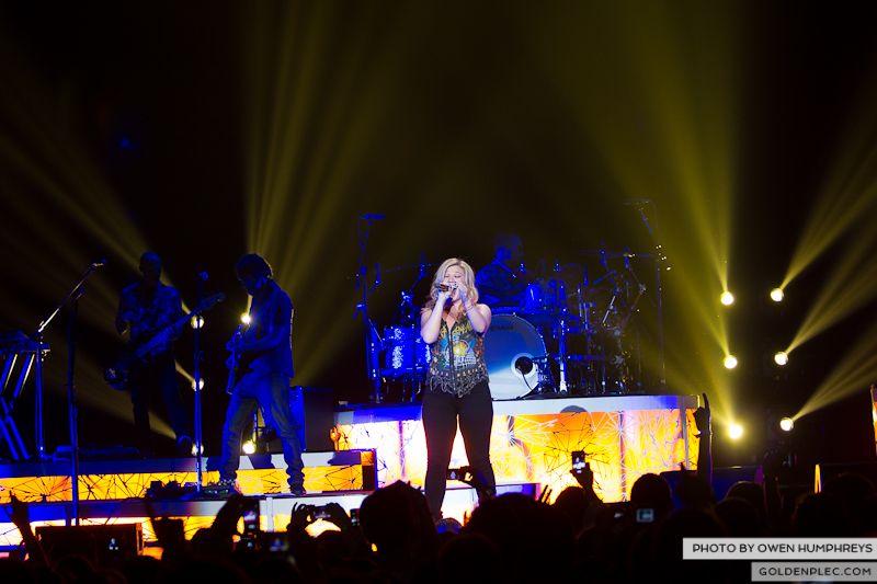 Kelly Clarkson @ The O2  by Owen Humphreys-2