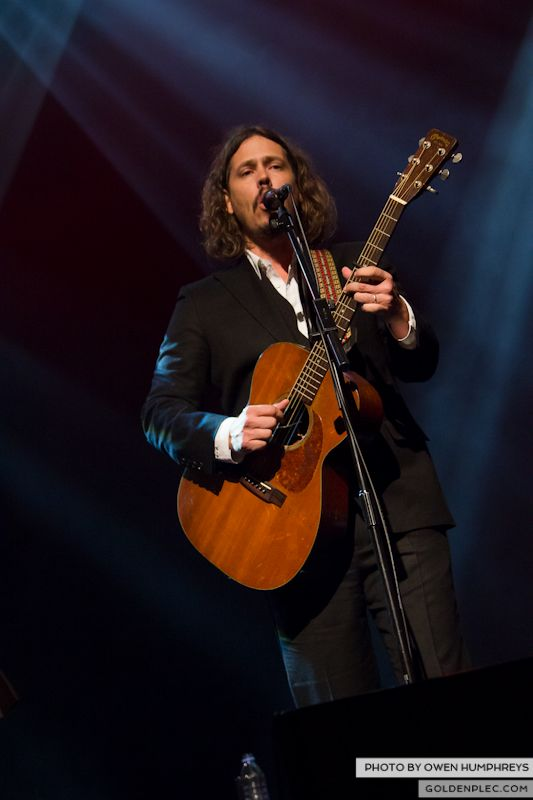 The Civil Wars @ The Olympia  by Owen Humphreys-15