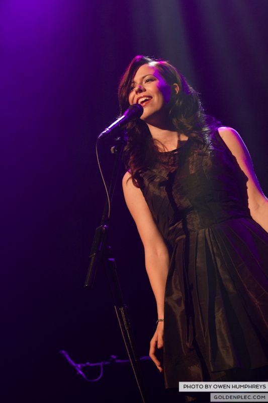The Civil Wars @ The Olympia  by Owen Humphreys-18