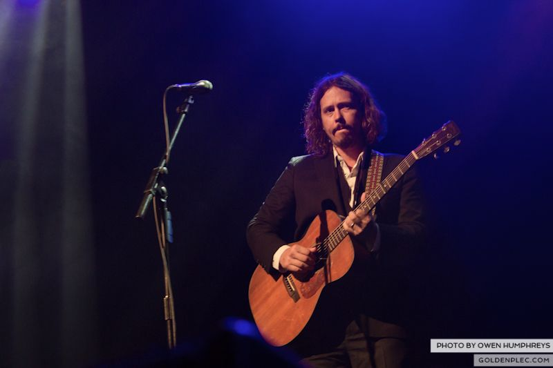 The Civil Wars @ The Olympia  by Owen Humphreys-2