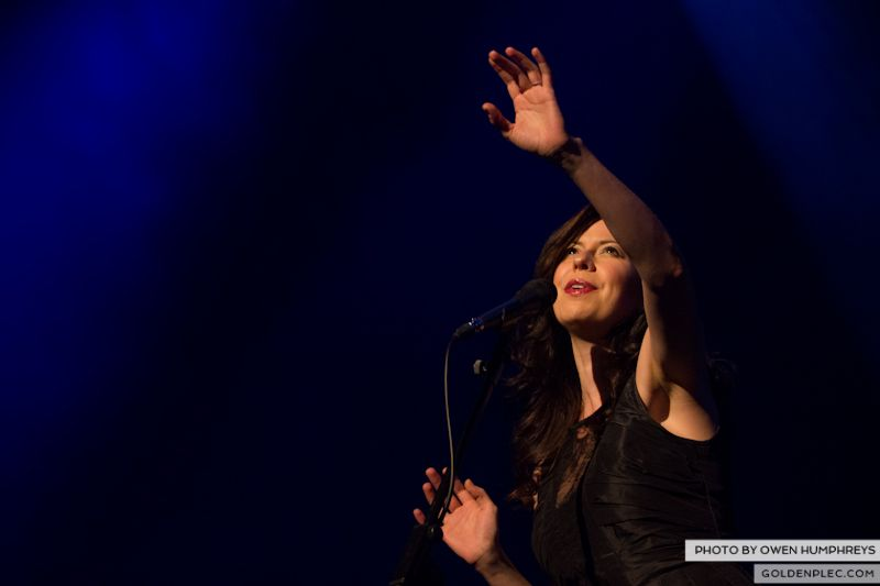 The Civil Wars @ The Olympia  by Owen Humphreys-20