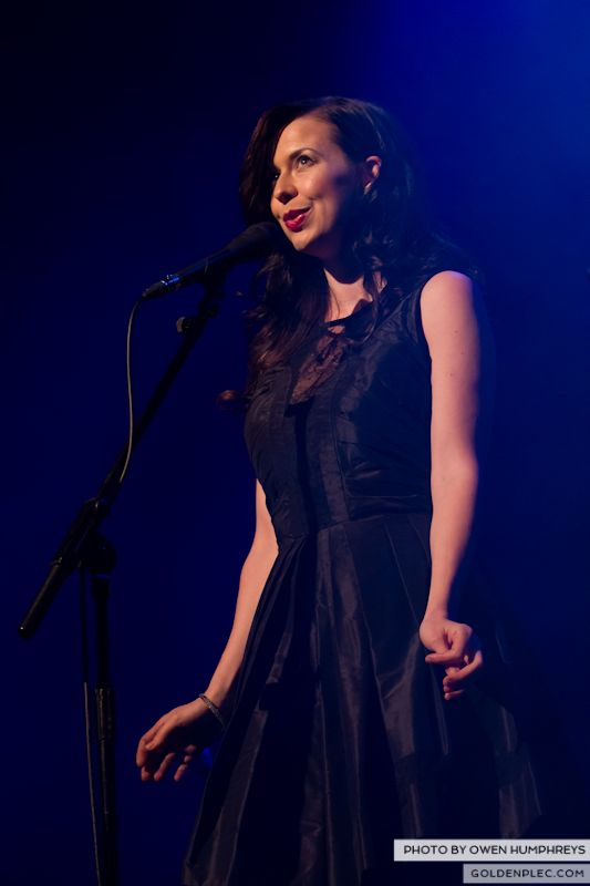 The Civil Wars @ The Olympia  by Owen Humphreys-7