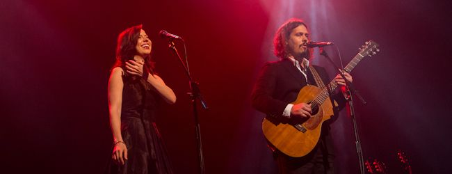The Civil Wars @ The Olympia  by Owen Humphreys