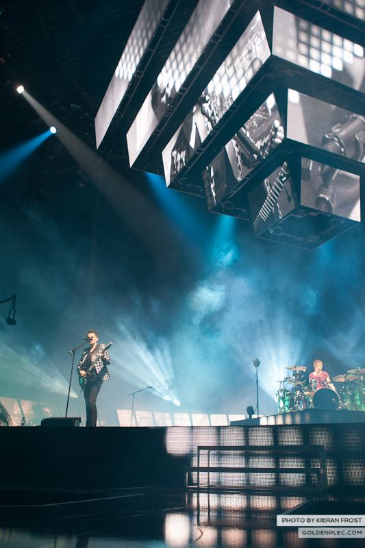 Muse @ The O2 by Kieran Frost