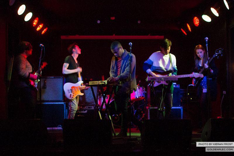 The Notas @ FMC Tour 2012 by Kieran Frost