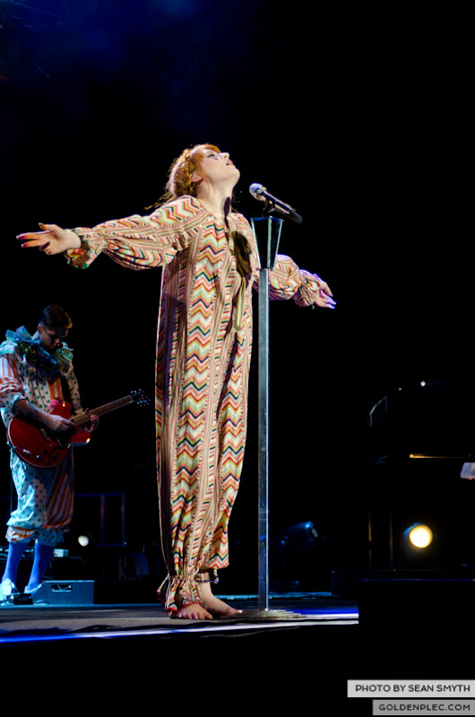 Florence + the Machine @ The o2-17