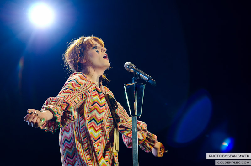 Florence + the Machine @ The o2-24