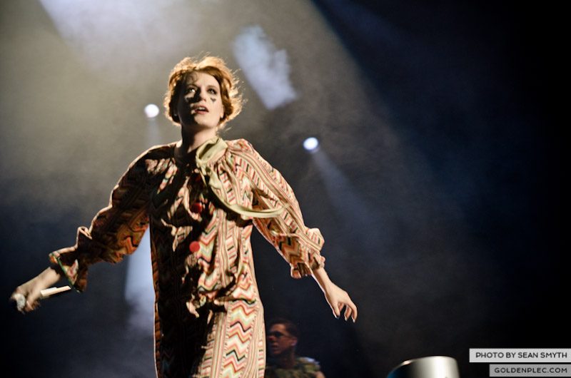 Florence + the Machine @ The o2-25
