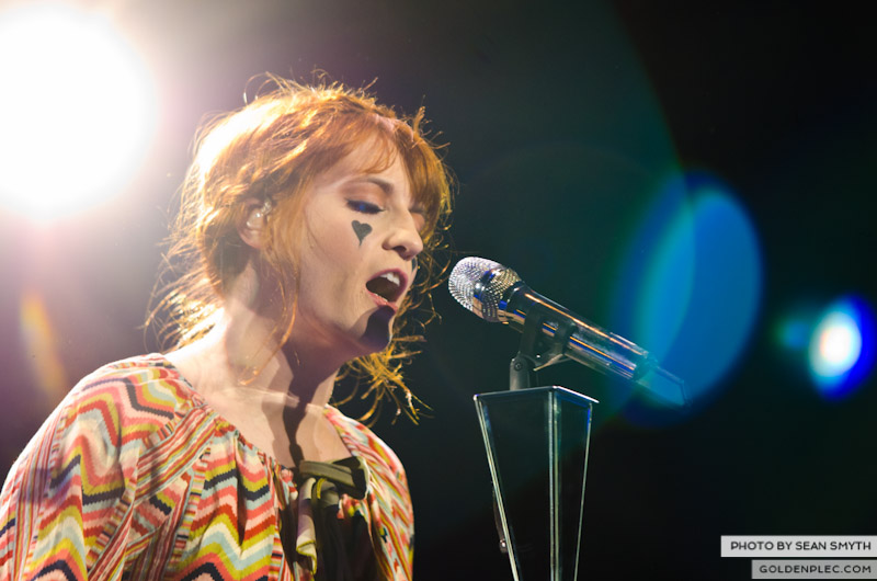 Florence + the Machine @ The o2-6
