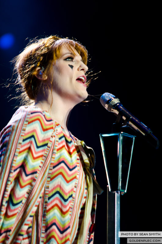 Florence + the Machine @ The o2-7