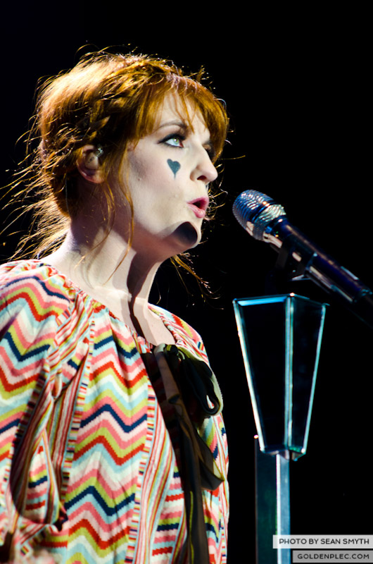 Florence + the Machine @ The o2-9