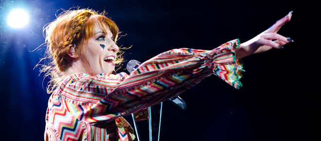 Florence and The Machine The O2 Dublin Feature 2