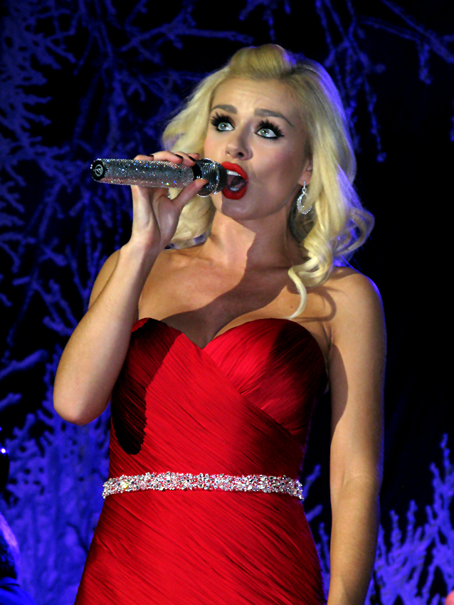 Katherine Jenkins @ The O2 (2)