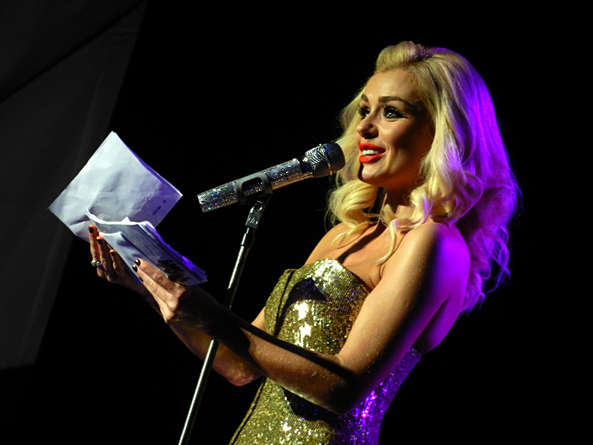Katherine Jenkins @ The O2 (4)
