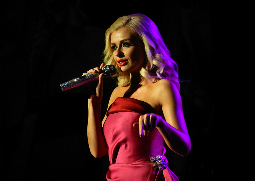 Katherine Jenkins @ The O2