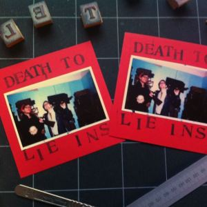 Lie Ins – Death To Lie Ins | Review